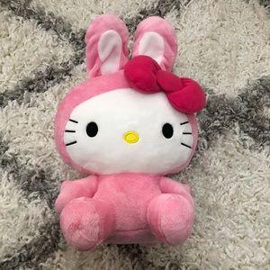 Hello Kitty Bunny Plush
